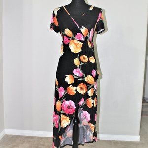 Saved by the dress high low dress S